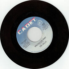 DELLS, THE  (MEDLEY:  Can Sing A Rainbow; and Love Is Blue)  Cadet 5641