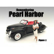 REMEMBERING PEARL HARBOR FIGURE II FOR 1:18 SCALE MODEL AMERICAN DIORAMA 77423
