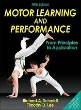 Motor Learning and Performance-5th Edition with Web Study Guide : From...
