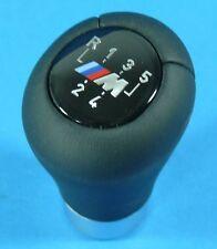 """Bmw e36 e39 e46 circuito botón nuevo!!! cuero M-emblema 5 Gang """"gravedad"""" ejecución"""