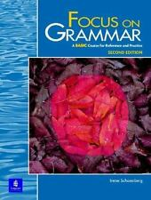 Focus on Grammar, Second Edition (Student Book, Basic Level)