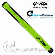 G-Rip MP-1 Midsize Pistol Putter Grip - Lime Green / Black + Free Tape