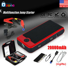 Minimax 20000mAh Portable Car Vehicle Jump Starter Charger Power Bank Battery