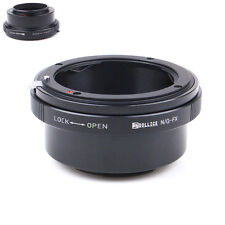 Dollice Nikon G AF-S mount lens To Fujifilm Fuji FX X-Pro2 X-E1 Adapter Camera