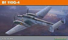 Eduard Kits 1:72 scale  EDK7094 Eduard Kits 1:72 - Profipack Bf110G-4
