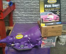 TURBO 350 SHORT SHAFT PERFORMANCE BUILT TRANSMISSION WITH 2000STALL