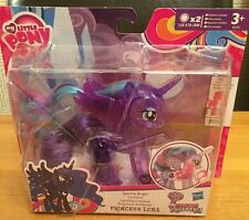 My Little Pony Equestria SPARKLE BRILLANTE Explore PRINCESS LUNA Nuovo