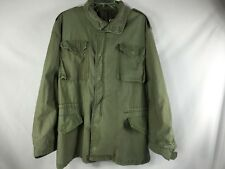 Vintage U.S.ARMY M65 Mens Field Jacket COAT Size Medium LONG