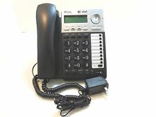 AT&T ML17929 2 Line Corded Phone W/ Power Adapter & Adjustable Stand