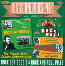 Ding Dong Presents: Rock Bop Boogie & Rock and Roll Pills, Vol. 2 [2 discs] New