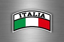 Sticker adesivi adesivo tuning auto moto jdm bandiera italia militari airforce