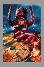 Greg Horn SIGNED Marvel Comics Fantastic FouComic Art Print ~ Galactus