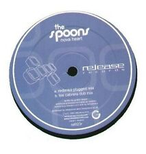 THE SPOONS - Nova heart (Lee Cabrera, Redanka Rmxs) - 2004 Release Can - rel023r