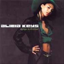 Songs In A Minor, Alicia Keys, New
