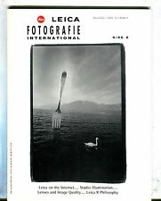 Leica Fotografie International Magazine November 1996 EX 033017lej