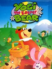 Yogi the Easter Bear, DVD,NEW! FREE SHIP! BOO-BOO ,RANGER ,HUNT EASTER EGGS