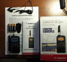 Albrecht AE33H Scanner for sale
