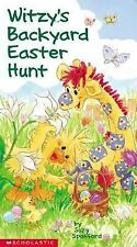 Witzy's Backyard Easter Hunt (Little Suzy's Zoo), Suzy Spafford, Good Book