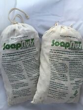 4.2 POUNDS OF SOAP NUTS-ORGANIC, 0 FOOTPRINT LAUNDRY DETERGENT