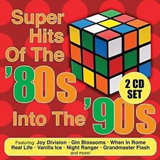Various Artists - Super Hits of the '80S Into the '90S [New CD]