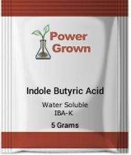 Indole Butyric Acid Water soluble 5 grams 99% pure IBA-K W/ Instructions