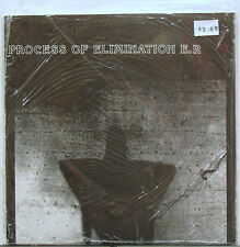 """PROCESS OF ELIMINATION 1982 US Hardcore PUNK 7"""" EP SEALED 2nd Pressing KBD T&G"""