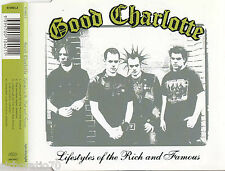 GOOD CHARLOTTE Lifestyles Of the Rich And Famous CD Single