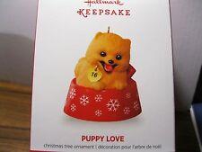 2016 Hallmark PUPPY LOVE - Pom