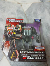 Transformers Generation Fall Of Cybertron TG-14 Voyager Soundblaster Takara MISB