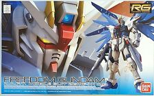 BANDAI RG 1/144 Freedom Gundam extra finish ver Gunpla EXPO 2012 limited model