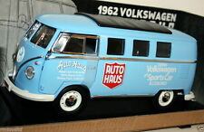 GREENLIGHT 1/18 - 01533 1962 VW MICROBUS SPLITSCREEN - BLUE