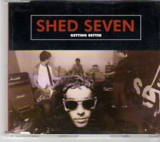 (EY339) Shed Seven, Getting Better - 1996 CD