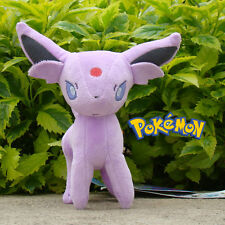"Pokemon Center Go Plush Toy Espeon 6"" Cuddly Collectible Stuffed Animal Doll"