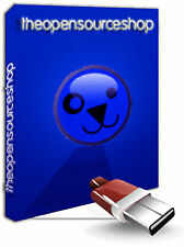 Puppy Linux Live 6.3 Slacko 16GB Live USB Bootable/Startup Flash Drive