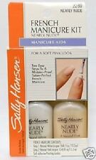 Sally Hansen French Manicure Kit in Nearly Nude 2289