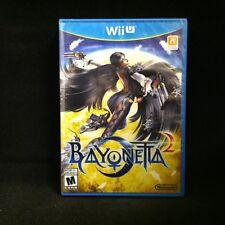 Bayonetta 2 (Nintendo Wii U, 2016)