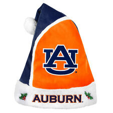 Auburn Tigers Official NCAA Christmas Santa Hat by Forever Collectibles 203549