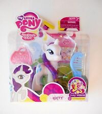 My Little Pony Wedding Rarity G4 Retired 2011 FIM Hasbro Collectible Brony