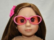 American Girl Doll Our Generation Journey Girl 18 Dolls Clothes Pink Sun Glasses