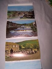 Lettercard 6 pictures Hawes in Wensleydale