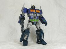 Transformers Custom Masterpiece Shattered Glass Optimus Prime MP10 SG
