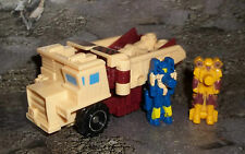 TRANSFORMERS G1 ORIGINAL TARGETMASTER LANDFILL FIGURE  COMPLETE
