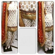 Ethnic Bollywood ladies designer Indian party wear punjabi patiala Salwar suit