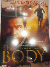 THE BODY - DVD ORIGINALE - visitate il negozio ebay COMPRO FUMETTI SHOP