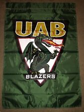 SALE!! University of Alabama at Birmingham - UAB Blazers Banner size 40 x 28
