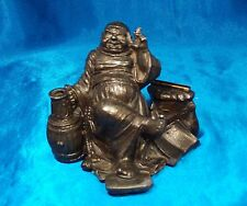 Rare Monk Drinking Beer Striker Lighter Very Deatiled circa 1920's Unmarked