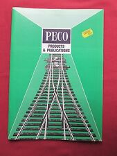PECO Products & Publications Catalogue   + 1988 price list