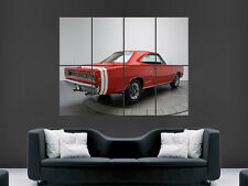 DODGE CORONET CAR CLASSIC ART  HUGE LARGE WALL  POSTER PICTURE