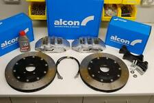Mitsubishi Evo 4-9 - 365mm Alcon Big Brake Kit( front)