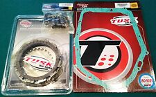 Yamaha RAPTOR 350 2004–2013 Tusk Clutch Kit, Springs, + Clutch Cover Gasket
